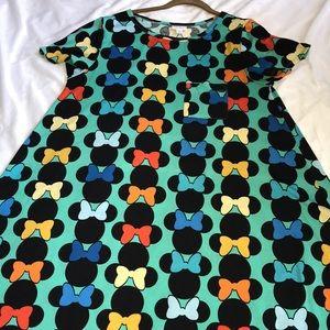 Large LuLaRoe Disney Carly Dress